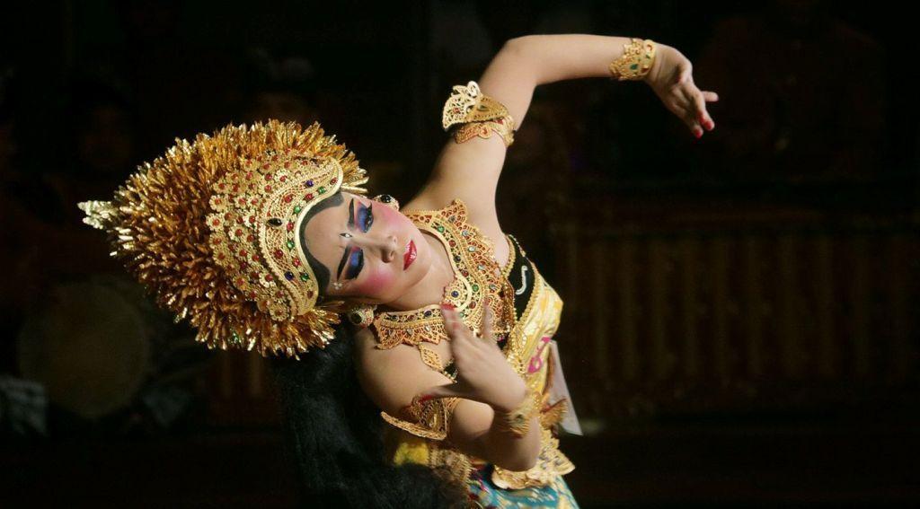 Lomba tari Oleg Tamulilingan, Bali Mandara Nawanatya II-2017, /Foto: Widnyana Sudibya