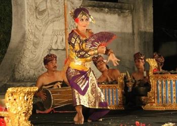 Pameran Topeng Samadi dan Pertunjukan Tari Luh Menek di Bentara Budaya Bali