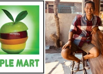 Gede Suardana, bos Apple Mart