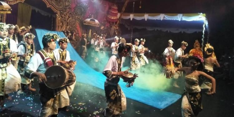 Balaganjur di Festival Payangan 2018