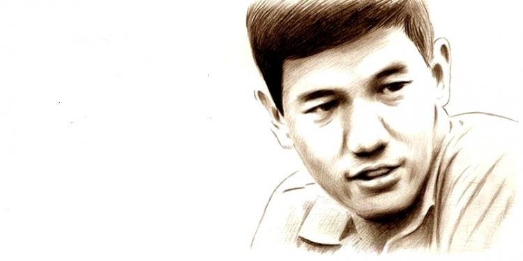 Soe Hok Gie. (Ilustrasi dari Google)