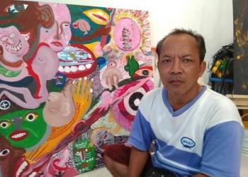 Wayan Mudita (Foto: Angga Wijaya)