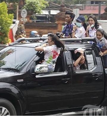 Tribun Bali/Parade Foto