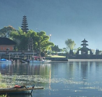 Ulun Danu Beratan (Foto: Mursal Buyung)