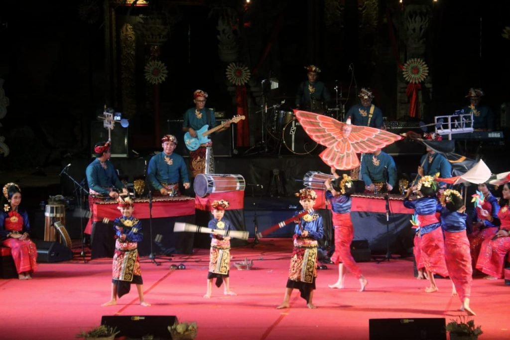 Parade Lagu Daerah Bali di PKB, Sebatas Panggung dan