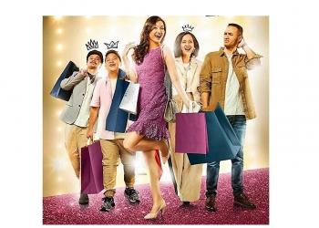 Poster film Orang Kaya Baru