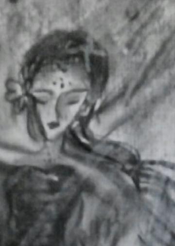 The Dancing Goddess karya Komang Astiar
