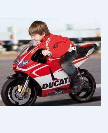 Motor replika Ducati. # Foto ilustrasi: Google
