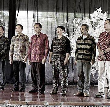 Pengurus Bekraf Denpasar. Sumber foto: facebook