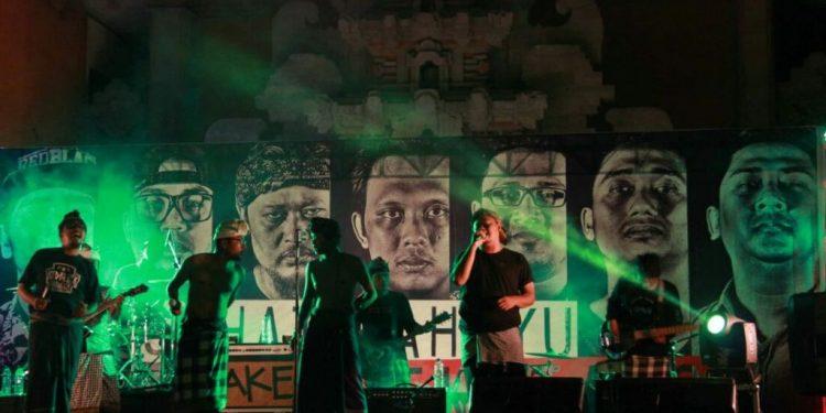 Konser Ake Buleleng. Foto: Rika/koranbuleleng