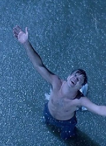 "Adegan dalam Film ""The Shawshank Redemption"" [1994]"