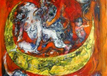 Lukisan: Nyoman Wirata