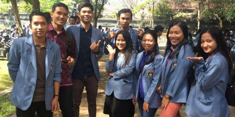 Mahasiswa bersiap KKN/ Foto: koleksi penulis
