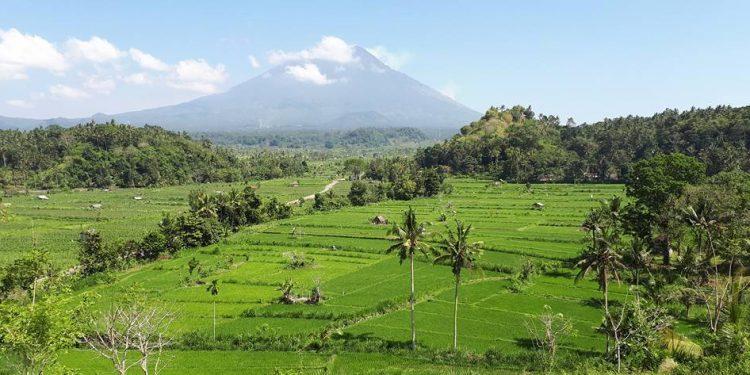 Gunung Agung /Kredit Foto: Sugi Lanus