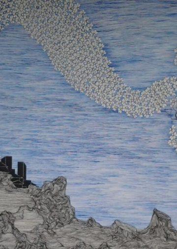 Lukisan karya: Kabul Ketut Suasana