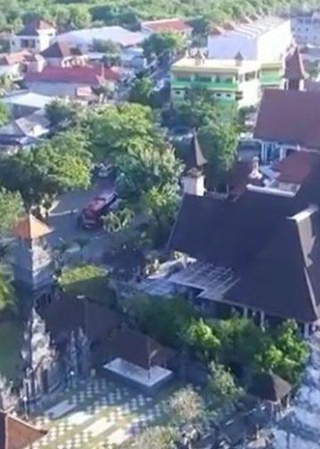 Kawasan Puja Mandala di Nusa Dua. /Youtubue