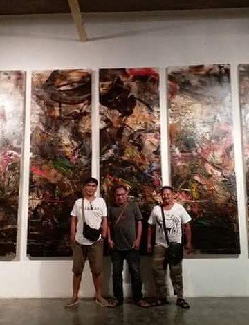 """Pameran """"Abstarct is"""" di Bentara Budaya Bali"""