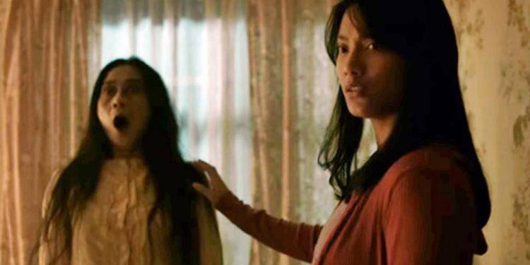 Adegan dalam film Pengabdi Setan. /Sumber foto: Google