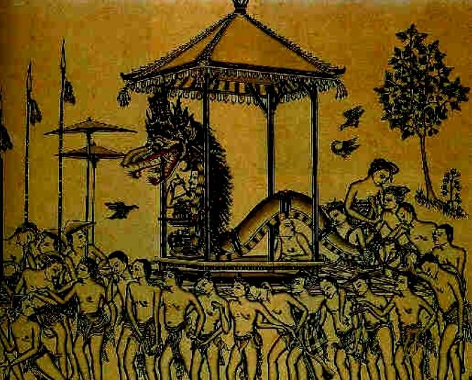 Lukisan Gusti Nyoman Lempad
