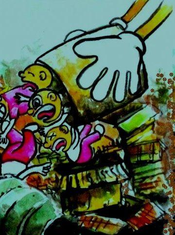 Ilustrasi diolah dari karya Dek Omo