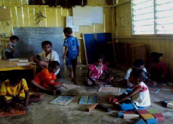 Anak-anak Papua (foto: I Ngurah Suryawan)