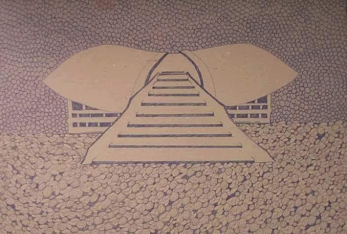 Lukisan karya Kabul Suasana
