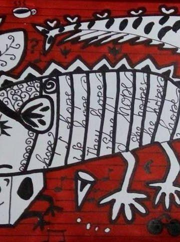 Lukisan: Komang Astiari
