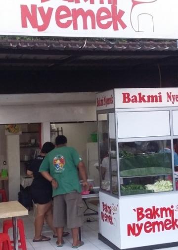 Rasa Indonesia di Bakmi Nyemek Denpasar