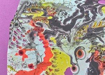 Puisi-puisi Angga Wijaya# Sanur, Serenade, Sanghyang Ambu