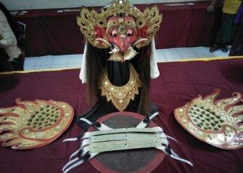 Ganapati, Ketika Siswa di Ubud Memamerkan Tugas Akhir Bahasa Bali