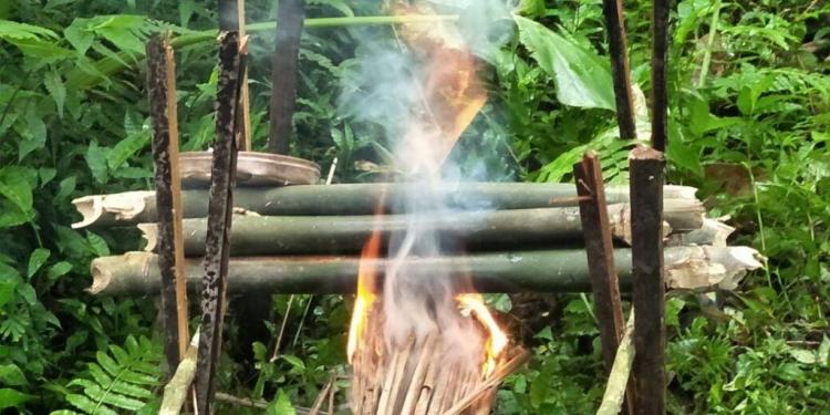 Tetimpug. /Foto: Dede Nyana