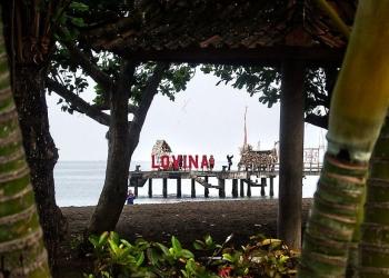 Lovina adalah Merk Dagang #Cakil Putu Kusuma Wijaya