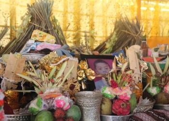 Ini Beda Ngaben di Cempaga: Hanya Dipuput Balian Desa, Tanpa Bade, Tanpa Bakar