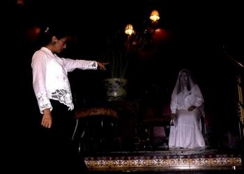 Menonton Film Horor, Membayar Mahal untuk Menikmati Rasa Takut