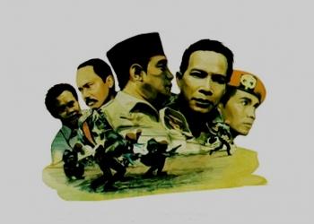 Poster film Pengkhianatan G 30 S PKI