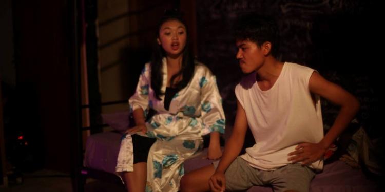 Teater Galang Kangin, SMAN 4 Singaraja