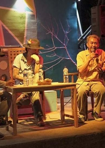 Rudolf Dethu dan Ayip Budiman