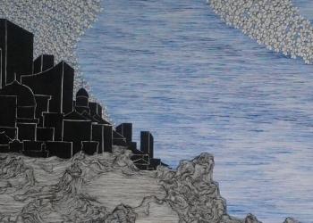 Lukisan: Ketut Kabul Suasana