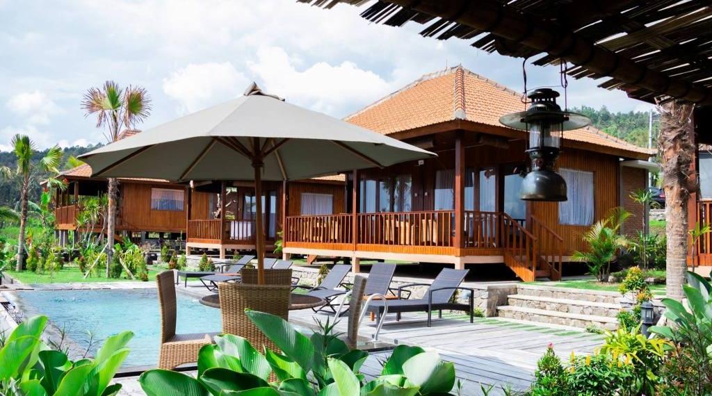 Villa Sande, Kayuputih, Buleleng