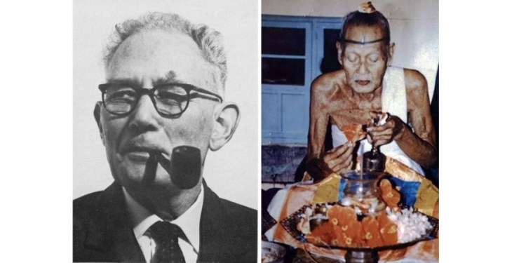 Prof Hooykaas dan Pedanda Siwa Sang Gde Made Sidemen