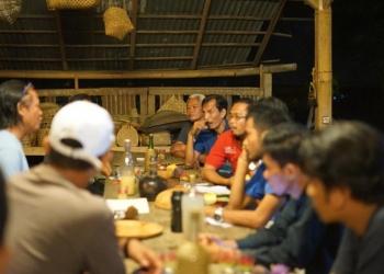 """Diskusi """"Ilusi Pangan"""" di Rumah Intaran, Desa Bengkala, Kubutambahan, Buleleng"""