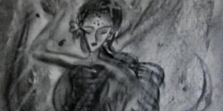 Lukisan Komang Astiari