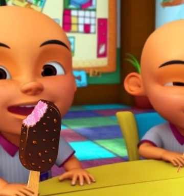 Upin Ipin/Youtube