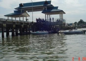 Pulau Sebatik 2005