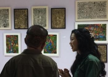 Pameran Studi Khusus Mahasiswa Prodi Pendidikan Seni Rupa Undiksha