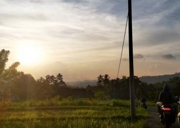 Desa Tri Eka Buana, kecamatan Sidemen, Kabupaten Karangasem-Bali