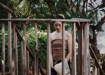 Dosen ISI Denpasar Menggerakkan Taman Dompu di Rumah Intaran, Bebas dan Bijak [Foto: Kardian Narayana]